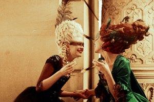Marie Antoinette Kirsten Dunst and Rose Byrne