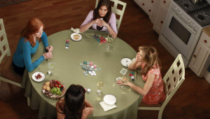 Desperate Housewives last Poker Game