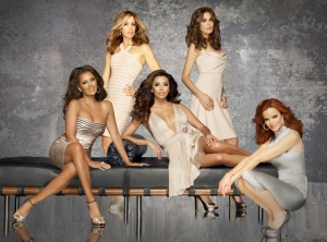 Desperate Housewives Season 8 Poster