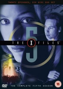 The X Files Season 5 Poster