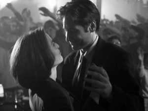Mulder and Scully Dance