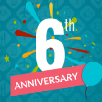 6 Year Blog Anniversary